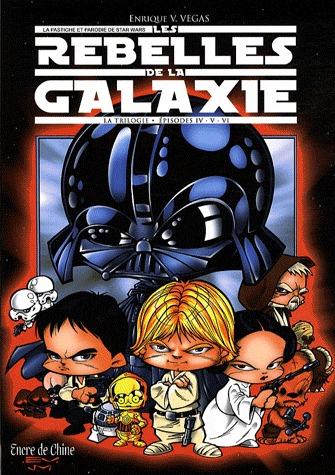 Les rebelles de la galaxie édition simple