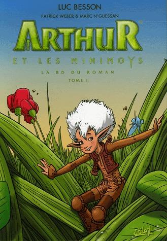 Arthur et les Minimoys (N'Guessan) édition simple