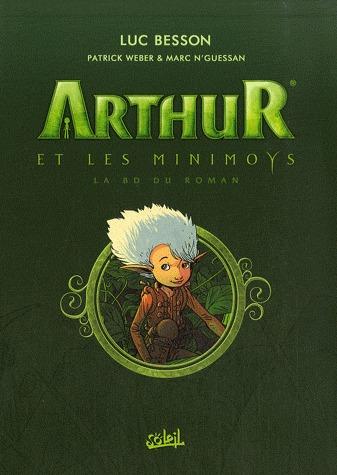 Arthur et les Minimoys (N'Guessan) édition coffret