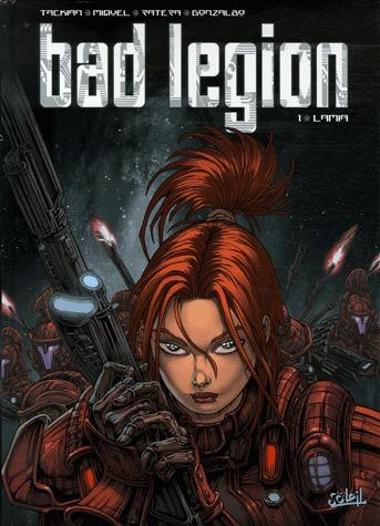 Bad legion édition simple