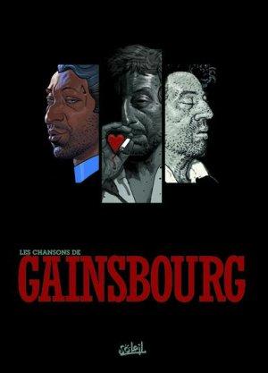 Les chansons de Gainsbourg édition coffret