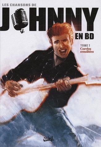 Les chansons de Johnny en BD édition simple