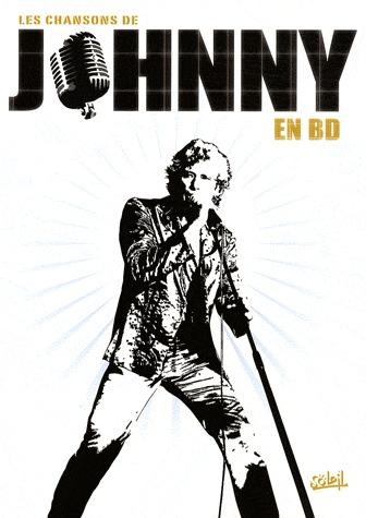Les chansons de Johnny en BD édition coffret