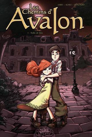 Les chemins d'Avalon édition simple