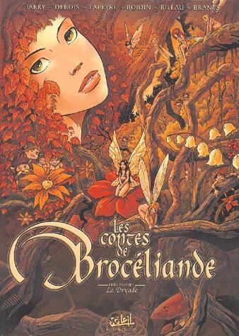 Les contes de Brocéliande édition simple