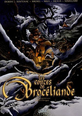 Les contes de Brocéliande # 2 simple