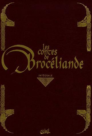 Les contes de Brocéliande édition intégrale