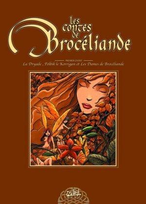 Les contes de Brocéliande édition coffret