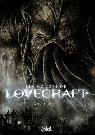 Les mondes de Lovecraft édition simple
