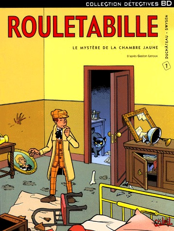 Rouletabille (Swysen) édition simple