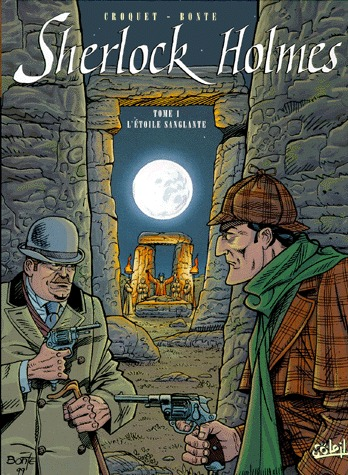 Sherlock Holmes (Bonte) édition simple