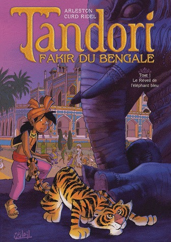 Tandori, fakir du Bengale édition simple