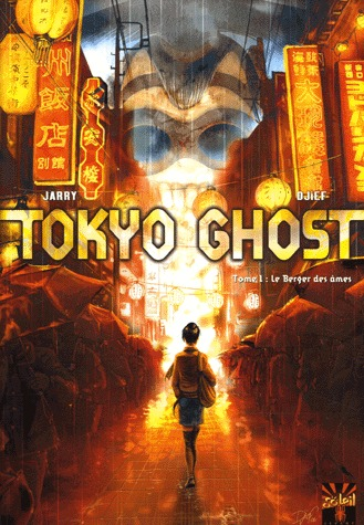 Tokyo ghost édition simple