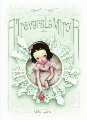 Alice, à travers le miroir édition simple