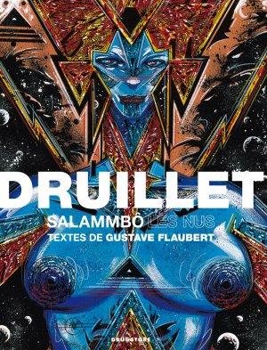 Salammbô édition Art-book