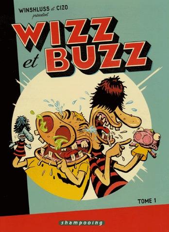 Wizz et Buzz édition simple