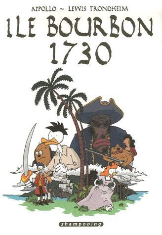 Ile Bourbon 1730
