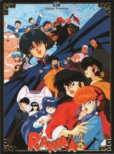 Ranma 1/2 - coffret des films 1 et 2 édition Edition prestige
