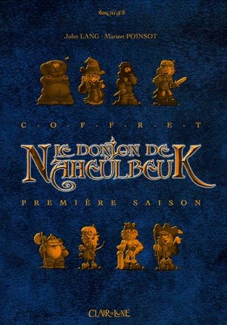 Le donjon de Naheulbeuk  édition coffret