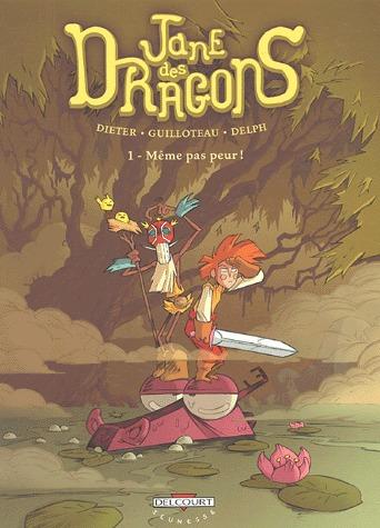 Jane des dragons édition simple