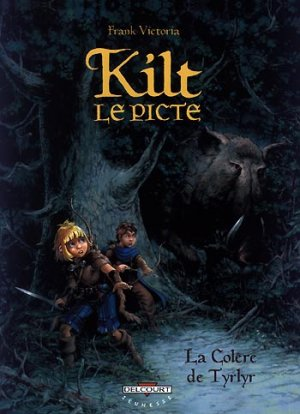 Kilt le picte édition simple
