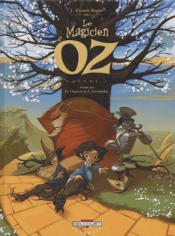 Le magicien d'Oz édition simple