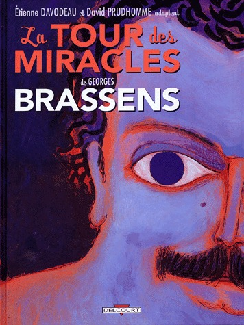 Georges Brassens - La tour des miracles édition simple