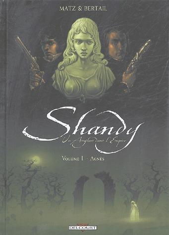 Shandy, un anglais dans l'empire édition simple