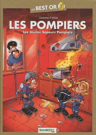 Les pompiers édition Best or