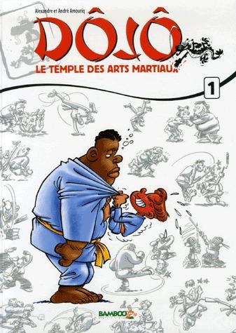 Dôjô, le temple des arts martiaux