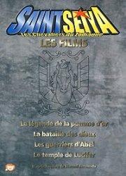 Saint Seiya - Les Films édition Coffret