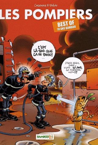 Les pompiers édition Best of