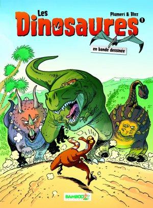 Les dinosaures en bande dessinée T.1