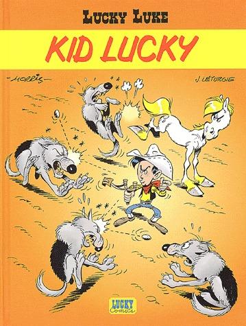 Kid Lucky édition Réédition