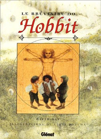 Le bréviaire du Hobbit édition simple