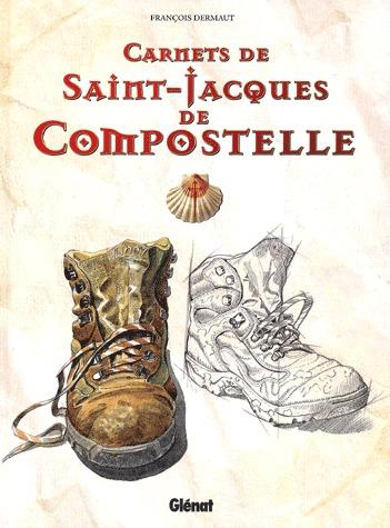 Carnets de Saint-Jacques de Compostelle édition simple