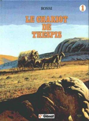 Le chariot de Thespis édition simple