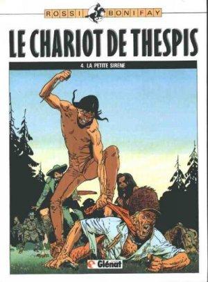 Le chariot de Thespis # 4 simple
