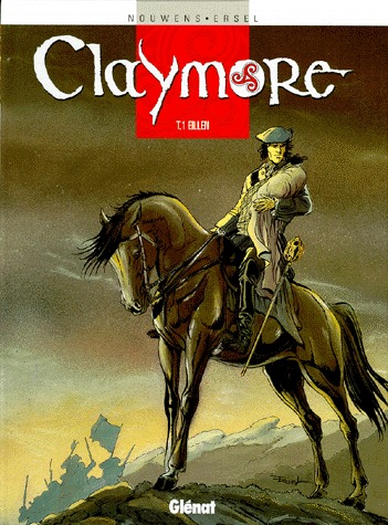 Claymore édition simple