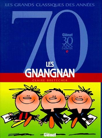Les Gnangnan édition colorisée