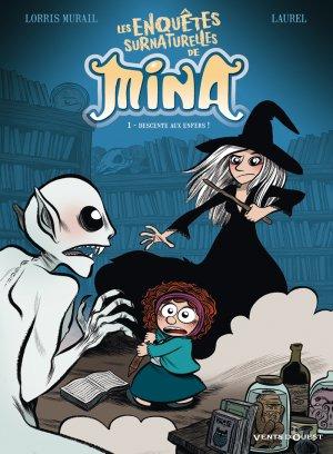 Les enquêtes surnaturelles de Mina édition simple