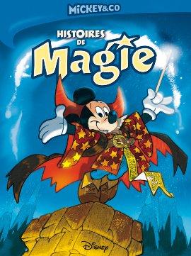 Histoires de magie édition simple