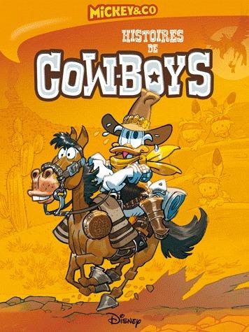 Histoires de cow-boys édition simple