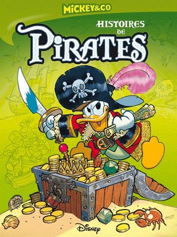 Histoires de pirates édition simple
