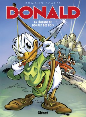 La légende de Donald des bois édition simple