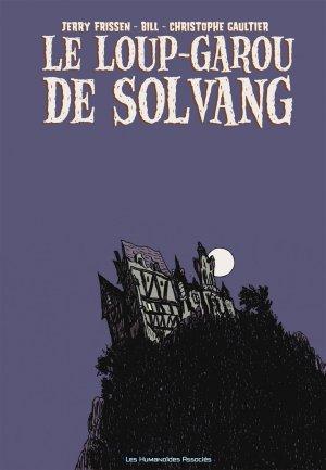 Le loup-garou de Solvang édition simple