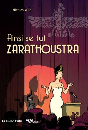 Ainsi se tut Zarathoustra édition simple