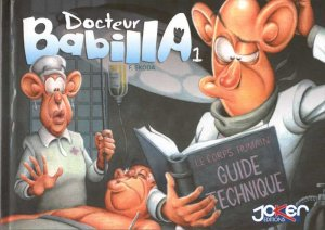 Docteur Babilla édition simple