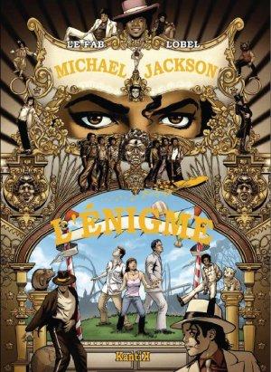 Michael Jackson, l'énigme édition simple