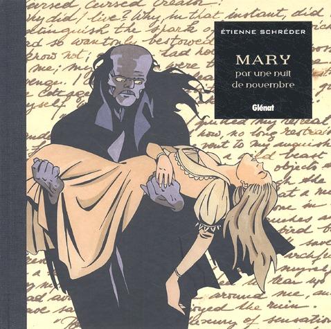 Mary, par une nuit de novembre édition simple